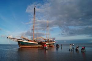 foto van zeilschip